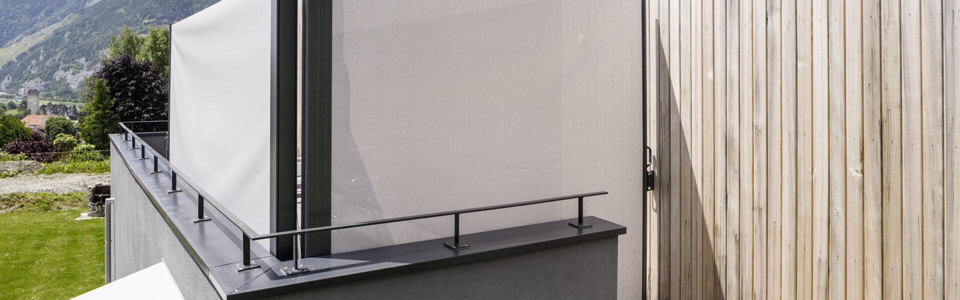 ombra Windschutz & Sichtschutz & Balkonschutz